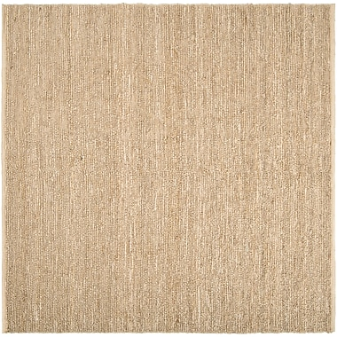 Surya Continental COT1930-8SQ Hand Woven Rug, 8' Square