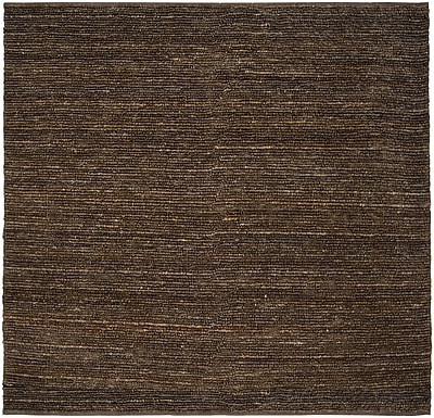 Surya Continental COT1933-8SQ Hand Woven Rug, 8' Square