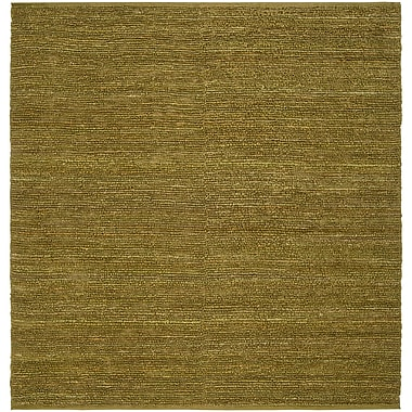 Surya Continental COT1940-8SQ Hand Woven Rug, 8' Square