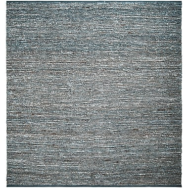 Surya Continental COT1941-8SQ Hand Woven Rug, 8' Square