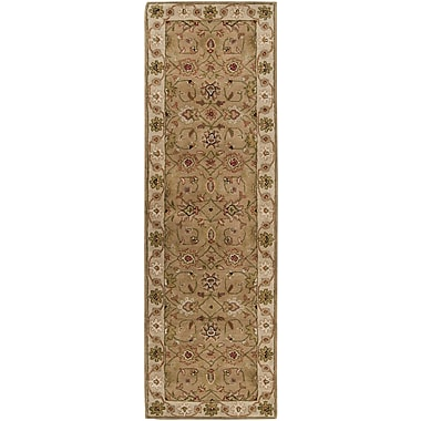 Surya Crowne CRN6010-268 Hand Tufted Rug, 2'6