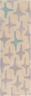 Surya Lotta Jansdotter Decorativa DCR4019-268 Hand Tufted Rug, 2'6