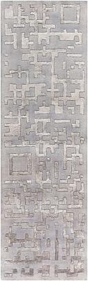 Surya Essence ESS7690-268 Hand Tufted Rug, 2'6