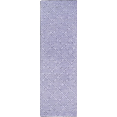 Surya Etching ETC4968-268 Hand Loomed Rug, 2'6