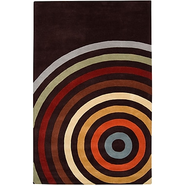 Surya Forum FM7138-811 Hand Tufted Rug, 8' x 11' Rectangle