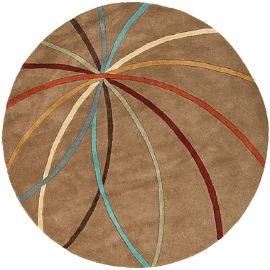 Surya Forum FM7140-RD Hand Tufted Rug