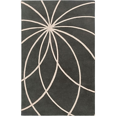 Surya Forum FM7173-58 Hand Tufted Rug, 5' x 8' Rectangle