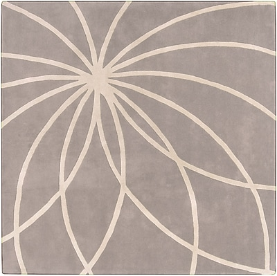 Surya Forum FM7184-8SQ Hand Tufted Rug, 8' Square