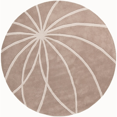 Surya Forum FM7185-99RD Hand Tufted Rug, 9'9