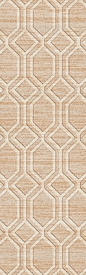 "Surya Galloway GLO1008-268 Hand Knotted Rug, 2'6"" x 8' Rectangle"