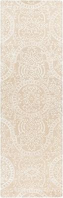Surya Henna HEN1002-268 Hand Tufted Rug, 2'6
