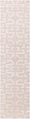 Surya Mugal IN8578-2610 Hand Knotted Rug, 2'6