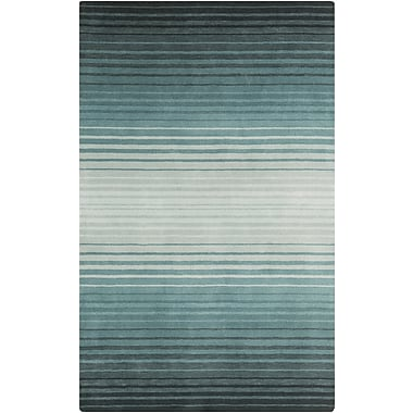 Surya Indus Valley IND107-23 Hand Loomed Rug, 2' x 3' Rectangle