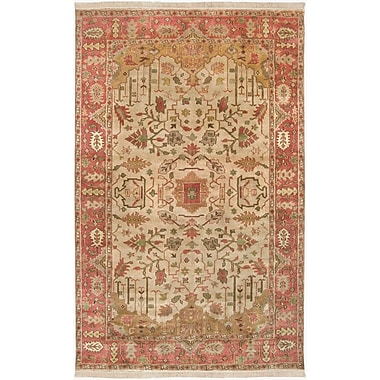 Surya Adana IT1181-3959 Hand Knotted Rug, 3'9