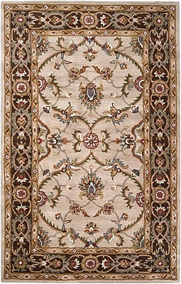 "Surya Kensington KEN1021-579 Hand Tufted Rug, 5' x 7'9"" Rectangle"