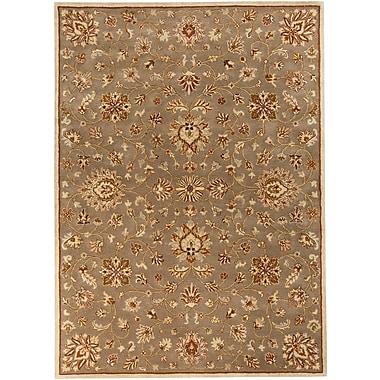 Surya Kensington KEN1038-810 Hand Tufted Rug, 8' x 10' Rectangle