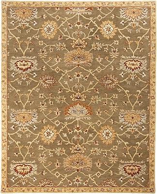 Surya Kensington KEN1039-810 Hand Tufted Rug, 8' x 10' Rectangle