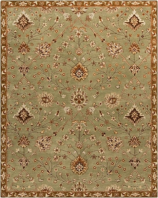 Surya Kensington KEN1043-810 Hand Tufted Rug, 8' x 10' Rectangle