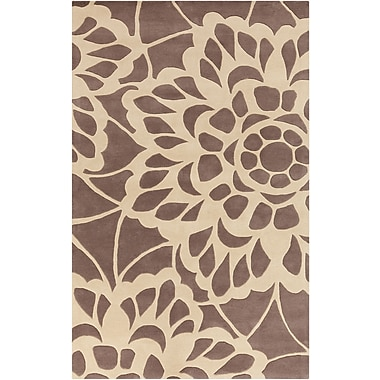Surya Lace LCE908-811 Hand Tufted Rug, 8' x 11' Rectangle