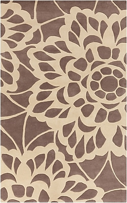 Surya Lace LCE908-58 Hand Tufted Rug, 5' x 8' Rectangle