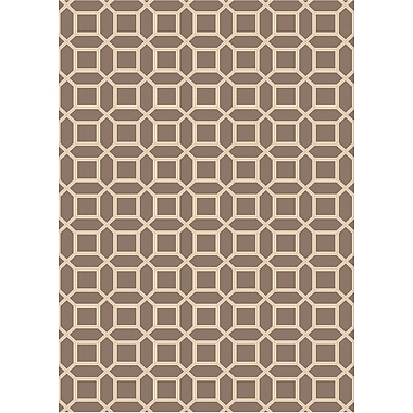 Surya Lucka LCK2001-913 Hand Hooked Rug, 9' x 13' Rectangle