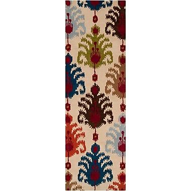 Surya Matmi MAT5400-268 Hand Tufted Rug, 2'6