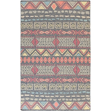 Surya Nomad NOD100-58 Hand Woven Rug, 5' x 8' Rectangle