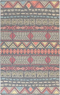 Surya Nomad NOD100-811 Hand Woven Rug, 8' x 11' Rectangle