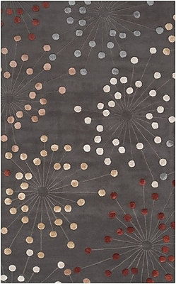 Surya Naya NY5217-58 Hand Tufted Rug, 5' x 8' Rectangle