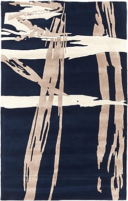 Surya Naya NY5245-58 Hand Tufted Rug, 5' x 8' Rectangle