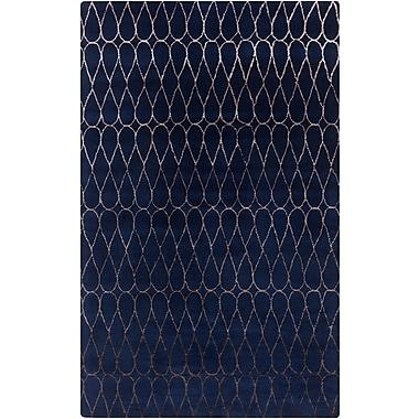 Surya Naya NY5247-58 Hand Tufted Rug, 5' x 8' Rectangle