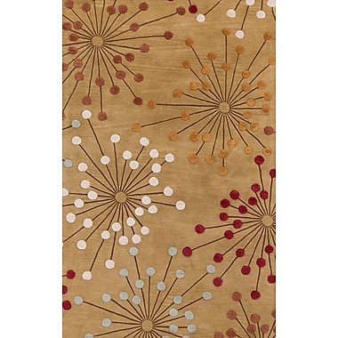 Surya Naya NY5258-58 Hand Tufted Rug, 5' x 8' Rectangle