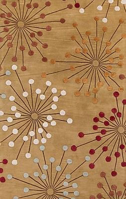 Surya Naya NY5258-23 Hand Tufted Rug, 2' x 3' Rectangle