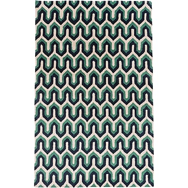 Surya Naya NY5262-58 Hand Tufted Rug, 5' x 8' Rectangle