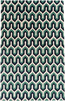 Surya Naya NY5262-23 Hand Tufted Rug, 2' x 3' Rectangle