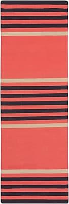 Surya Oxford OXF3002-268 Hand Woven Rug, 2'6