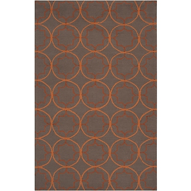 Surya Rain RAI1095-23 Hand Hooked Rug, 2' x 3' Rectangle