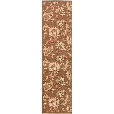 Surya Riley RLY5044-275 Machine Made Rug, 2' x 7'5