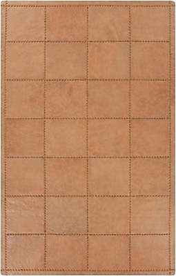 Surya Saddle SAD6001-810 Hand Crafted Rug, 8' x 10' Rectangle