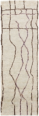 Surya Scarborough SCR5141-268 Hand Knotted Rug, 2'6