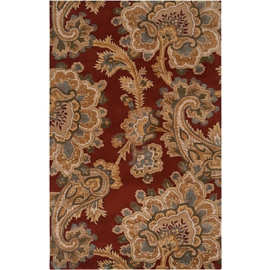 Surya Sea SEA167-811 Hand Tufted Rug, 8' x 11' Rectangle