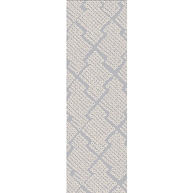 Surya Shibori SHB8005-268 Hand Loomed Rug, 2'6
