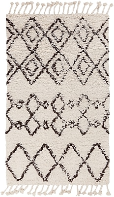 Surya Sherpa SHP8000-576 Hand Woven Rug, 5' x 7'6
