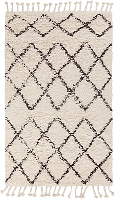 Surya Sherpa SHP8001-23 Hand Woven Rug, 2' x 3' Rectangle