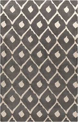 Surya Stamped STM802-811 Hand Tufted Rug, 8' x 11' Rectangle