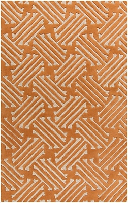 Surya Stamped STM811-811 Hand Tufted Rug, 8' x 11' Rectangle