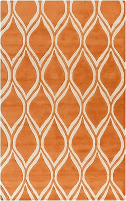 Surya Stamped STM821-58 Hand Tufted Rug, 5' x 8' Rectangle