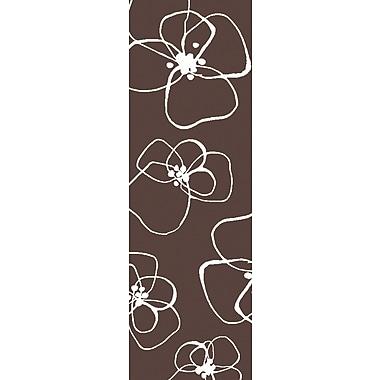 Surya Lotta Jansdotter Textila TXT3015-268 Hand Woven Rug, 2'6