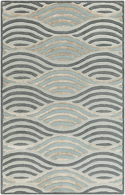 Surya Universal UNI1061-810 Hand Tufted Rug, 8' x 10' Rectangle