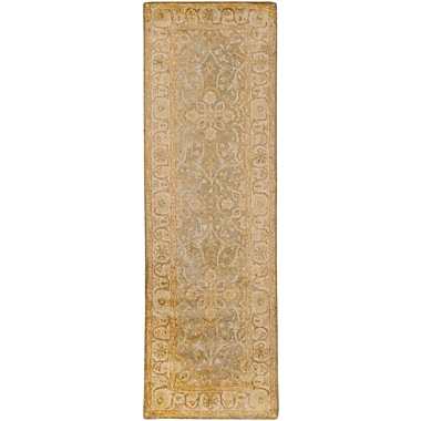 Surya Vintage VTG5201-268 Hand Tufted Rug, 2'6